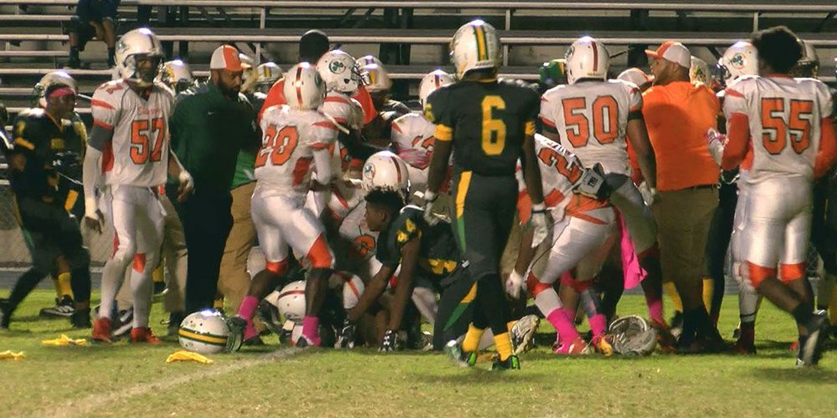 Brawl forces Midlands high school football team to forfeit game