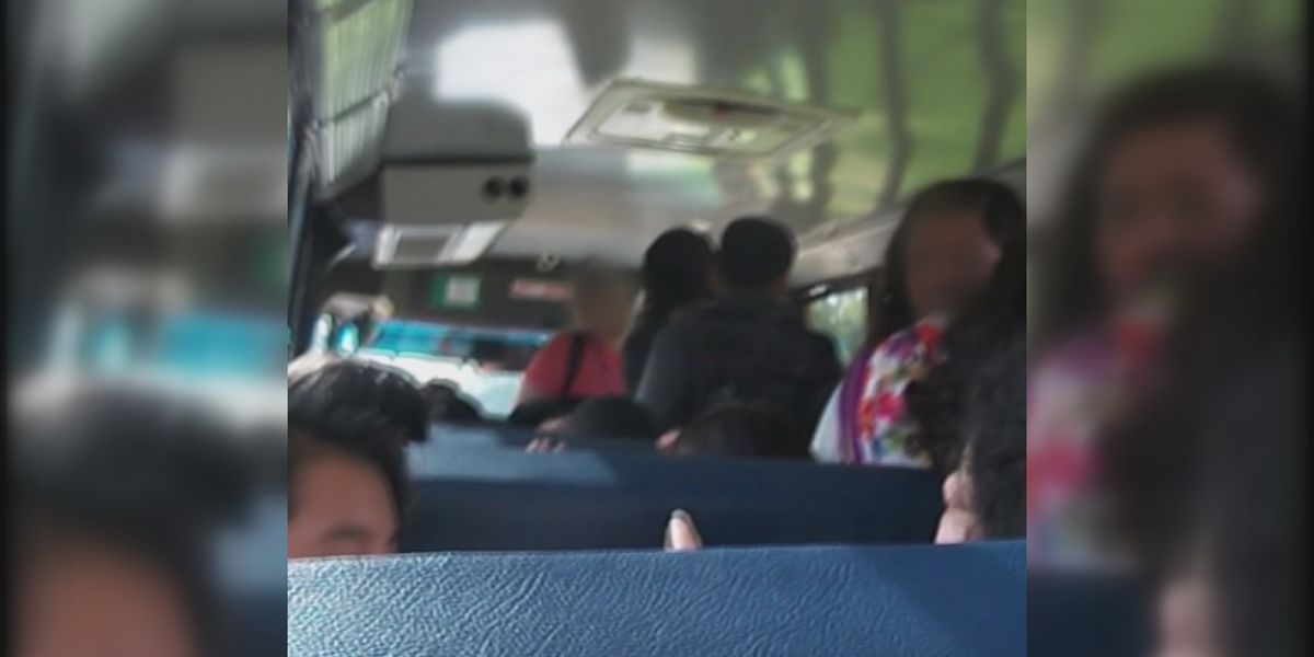 'Something needs to change,' video shows Saluda County students standing on a crowded bus