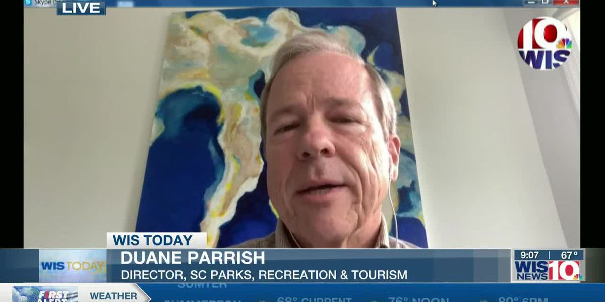 WIS TODAY: Duane Parrish discusses recreation options as tourist attractions reopen in SC