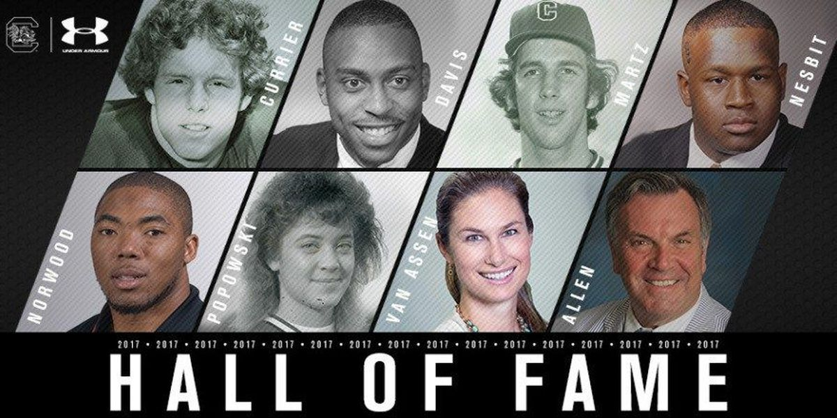 Eight inducted into USC Athletics Hall of Fame