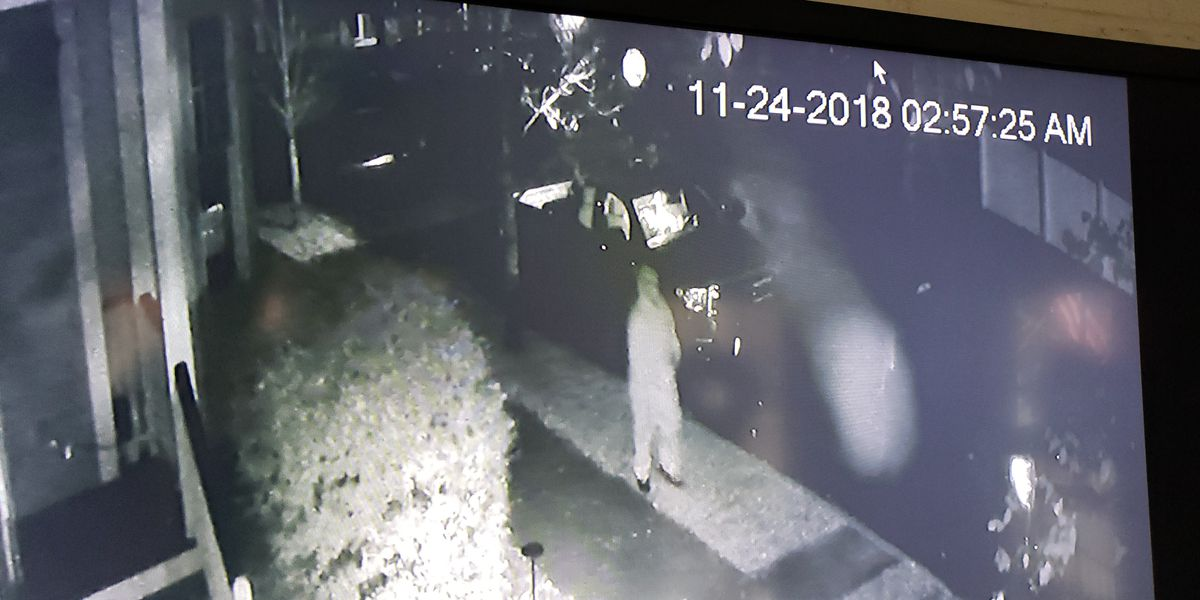 Northeast Columbia man catches thieves stealing his truck on security camera