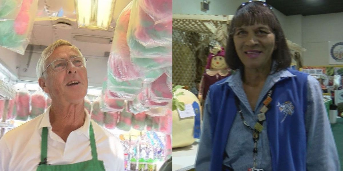 Longtime employees among those who make the SC State Fair special