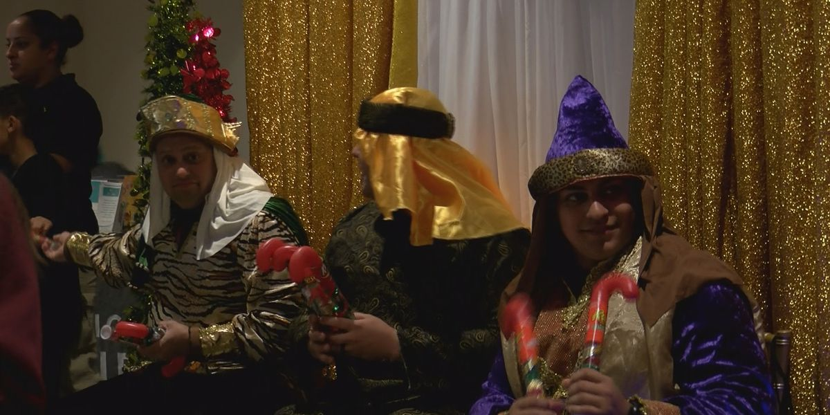 Annual Three Kings Day Celebration brings community and cultures together