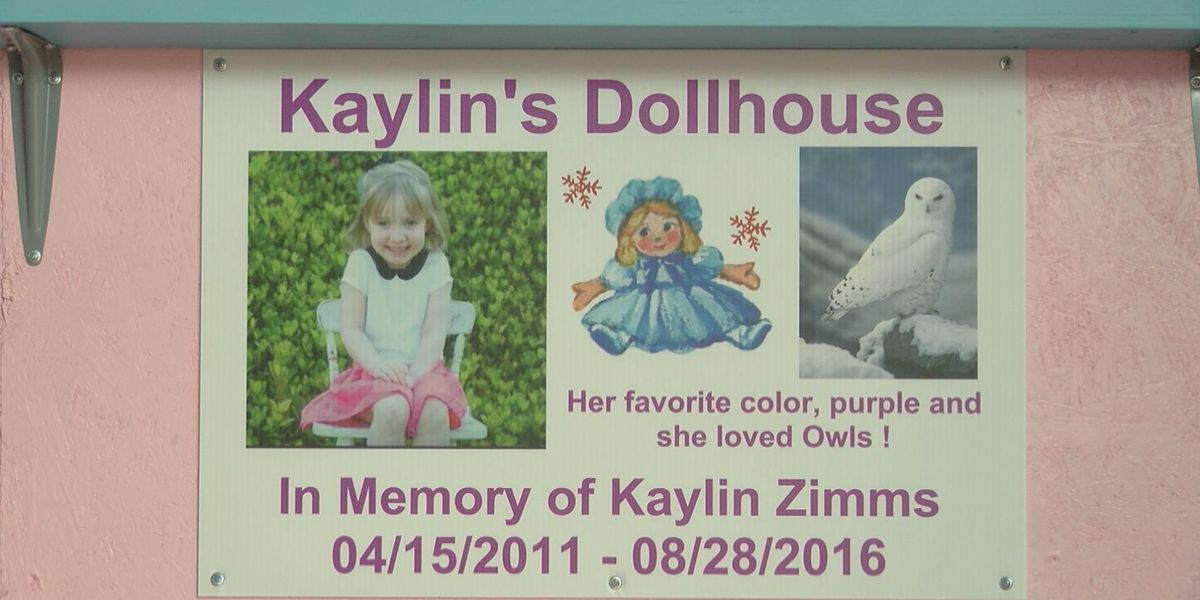 New Elgin Lights exhibit dedicated to Lexington girl who died of cancer
