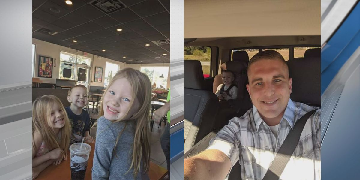 Camden County, Ga. children at center of Amber Alert found safe in Ind.