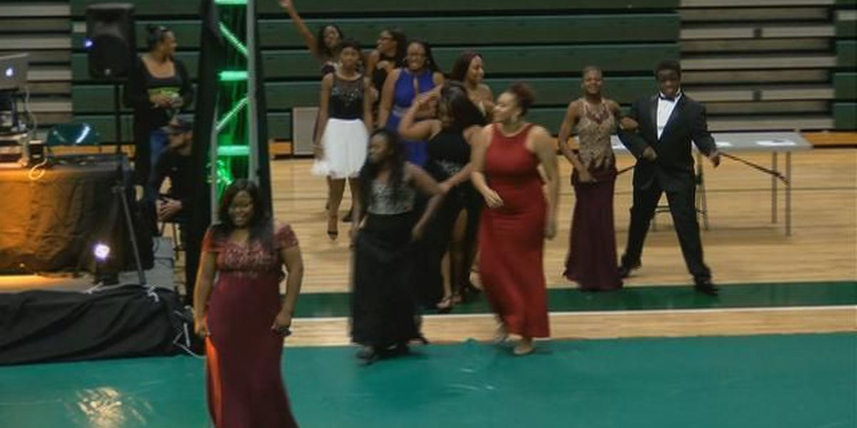 Eau Claire High School students have reason to start dancing ahead of prom