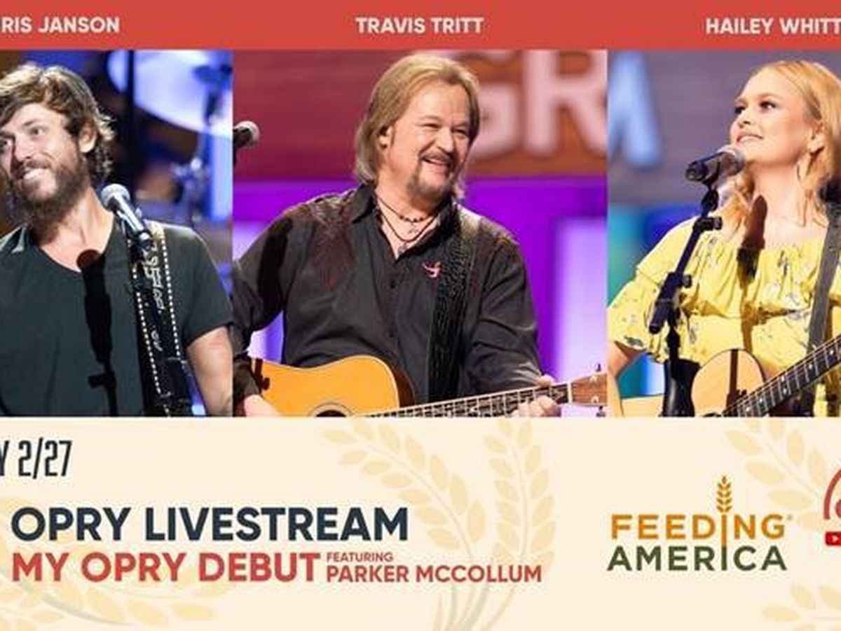 TONIGHT AT 9: Opry show raises money to support people suffering from storms, pandemic