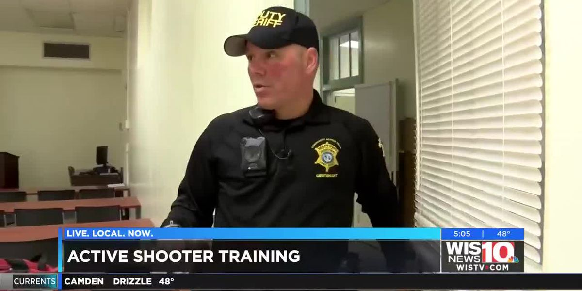 SC deputies share ways to keep yourself safe during an active shooter situation
