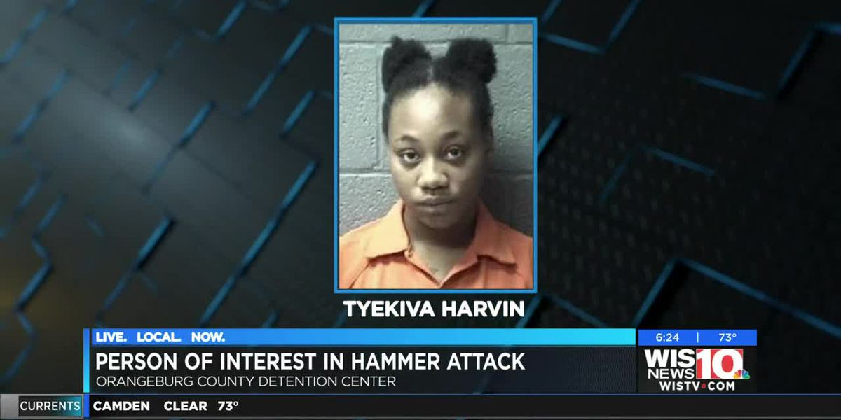 18-year-old-woman arrested and arraigned in hammer, shooting death of 68-year-old Orangeburg man