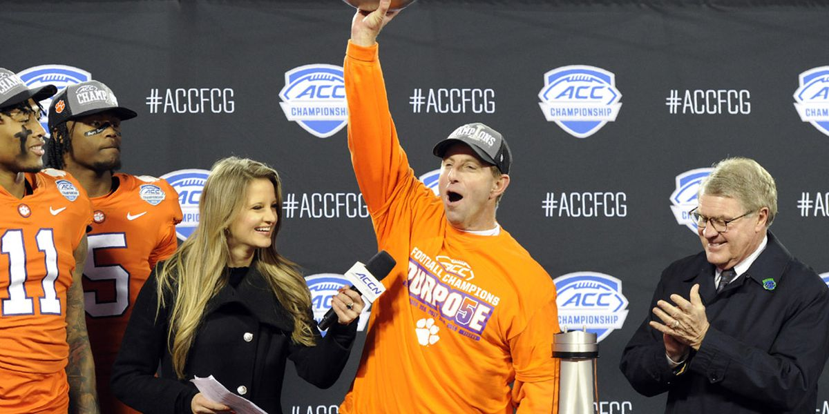 Swinney led Clemson's dominant decade as the Tigers hope to climb to higher heights