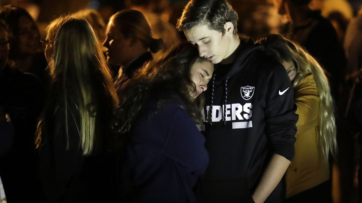 Teen fatally shot 2 classmates, injured 3 others on his birthday, Calif. sheriff says
