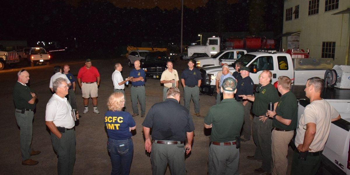 South Carolina help is on the way to aid in Texas recovery efforts