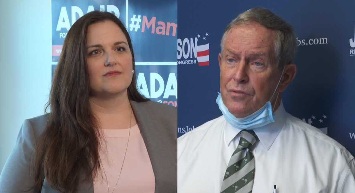 LIVE AT 7 PM: Wilson and Boroughs debate for first and only time, exclusively on WIS