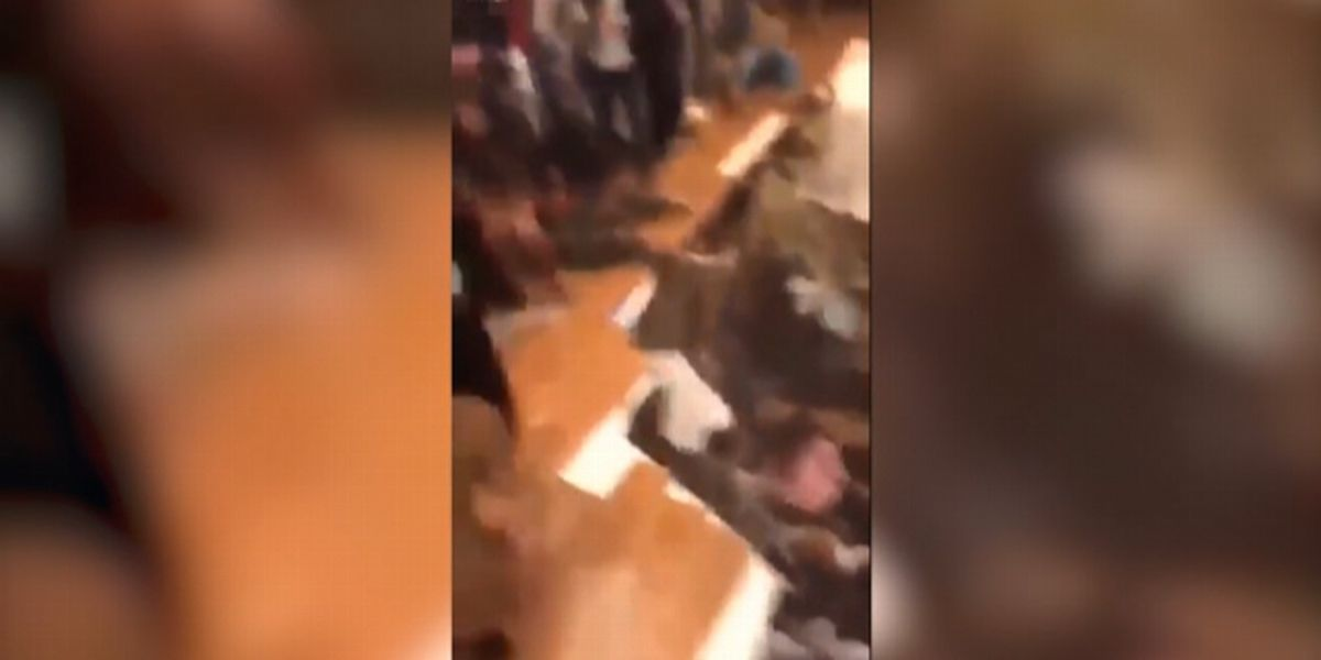 Dozens Injured At Party In South Carolina When Floor Collapses