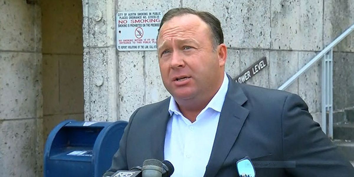 FDA warns Alex Jones about misbranded coronavirus cures