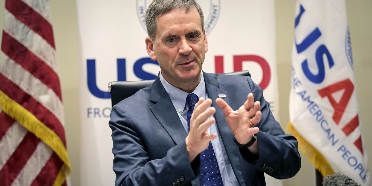 USAID head, rare Trump aide with bipartisan support, resigns