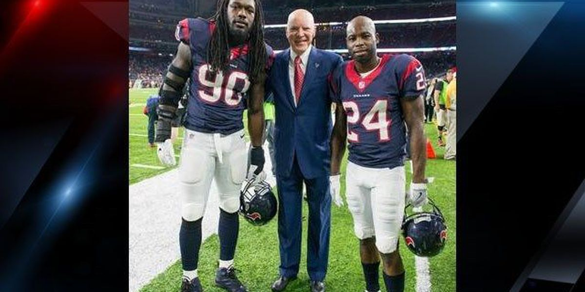 USC alum, Houston Texans owner apologizes for 'inmates' comments