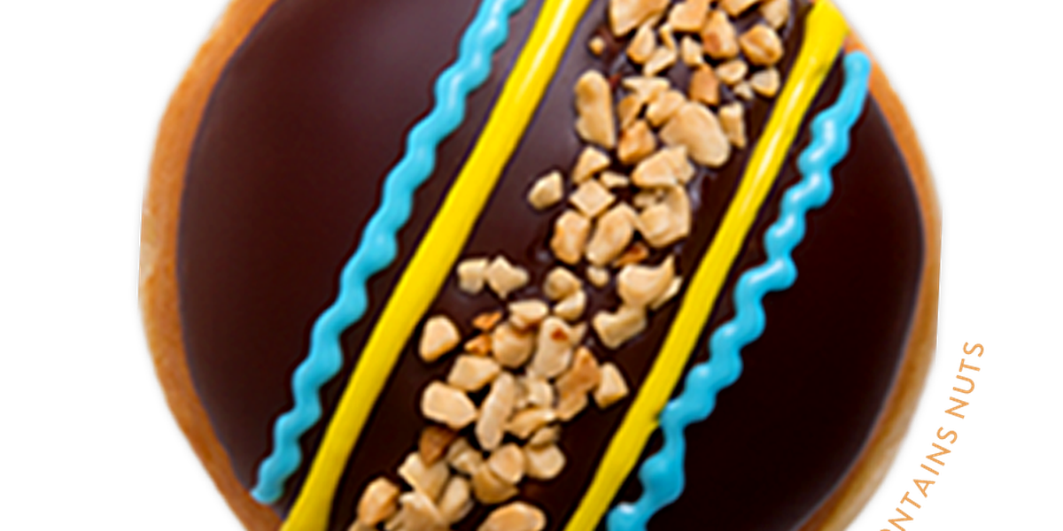 Krispy Kreme unveils Reese's Peanut Butter-filled egg doughnut to make you really want doughnuts