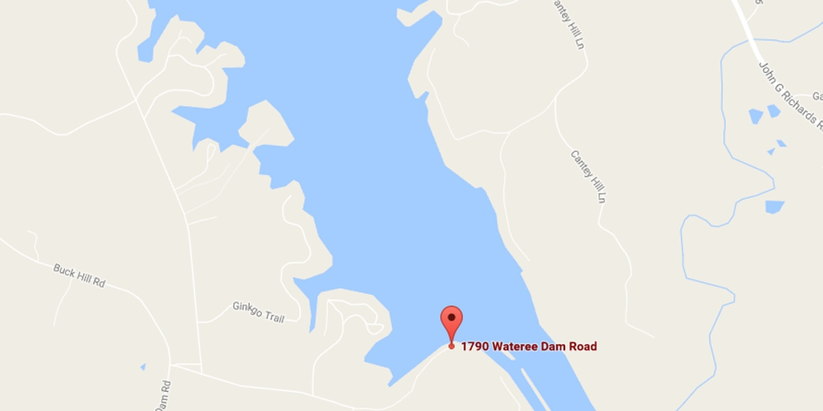 Fire crews attend emergency at Wateree Hydro Station