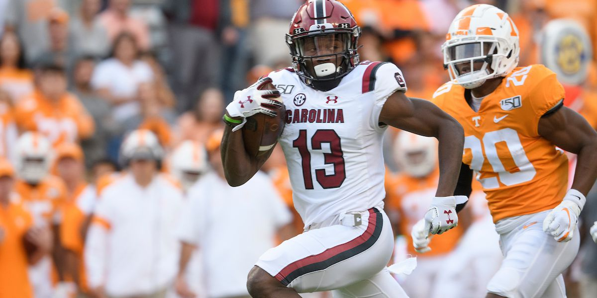 Smith Selected by Carolina in the Sixth Round of the 2021 NFL Draft