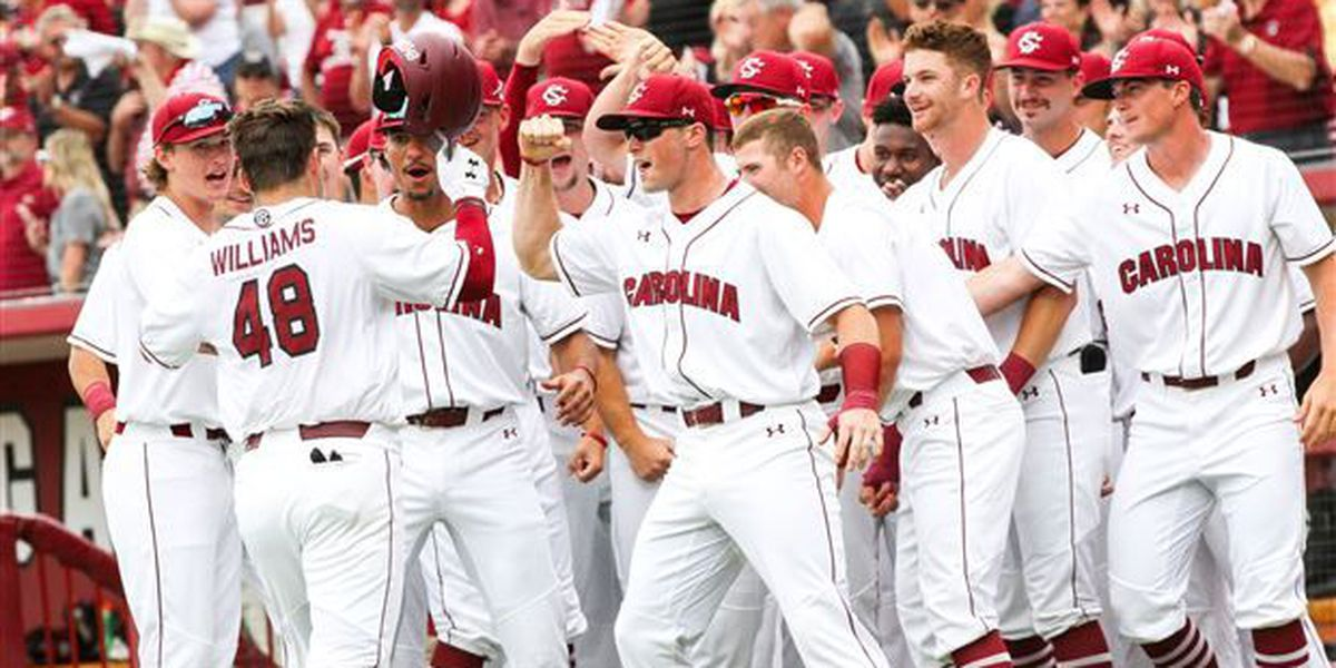 Gamecocks stay consistent, thump Rebels again