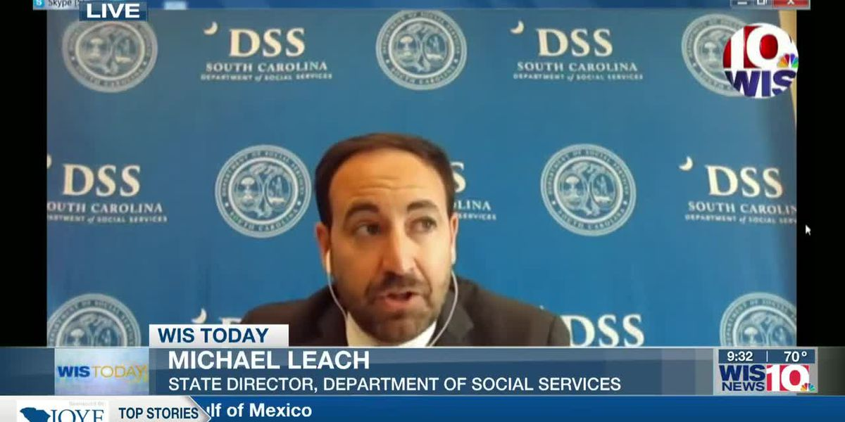 WIS TODAY: Michael Leach discusses DSS services during COVID-19