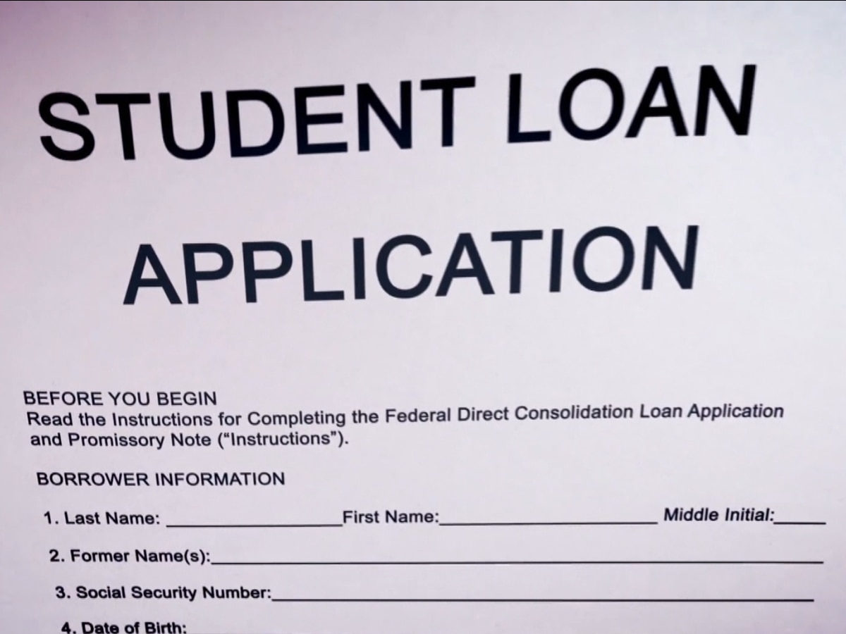 MONEY MATTERS: What To Do About Your Student Loans