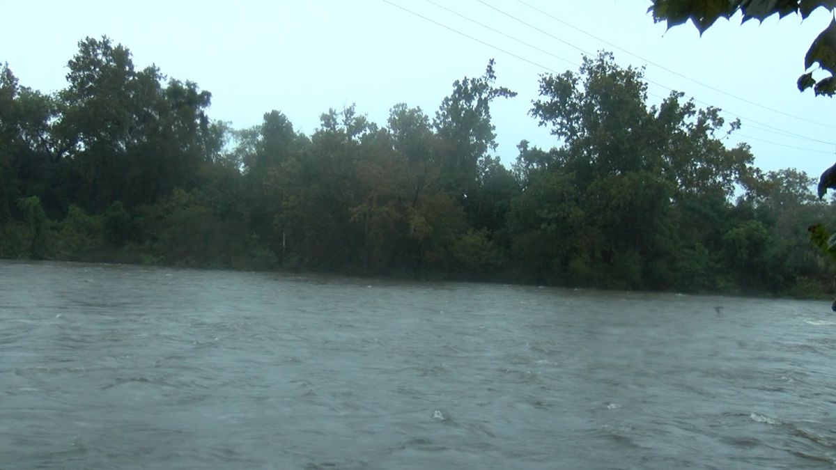 Impacts of Sally could almost double Congaree River water levels in a few days