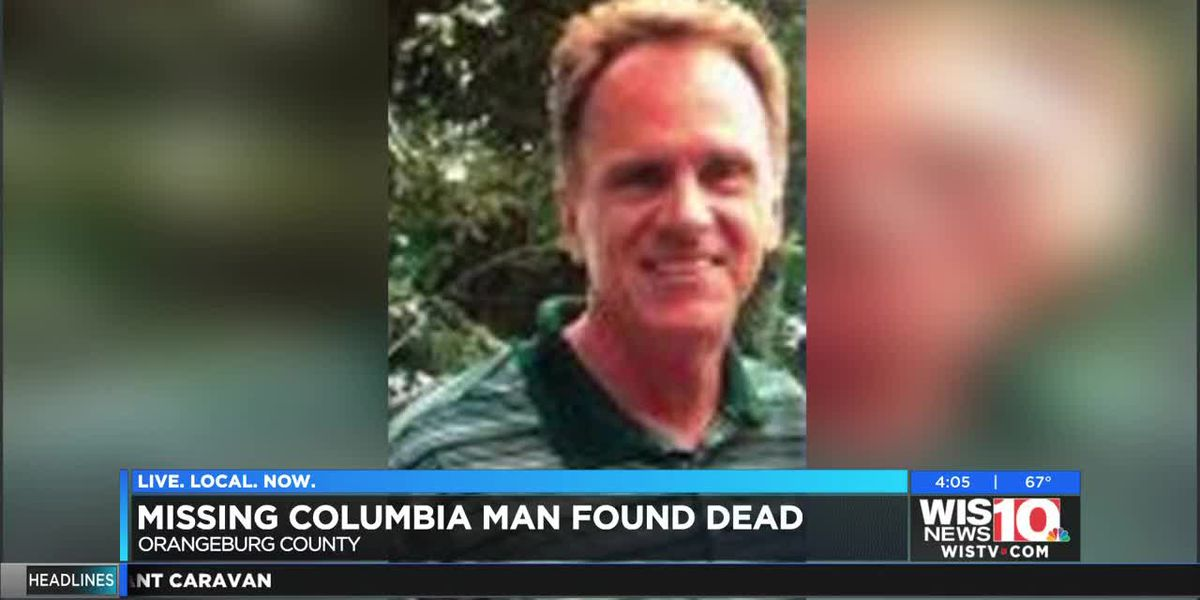 CPD: Missing 62-year-old man found dead in Orangeburg