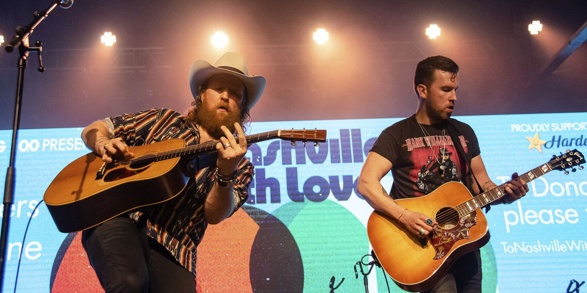 'I'm very comfortable being gay': TJ Osborne of Brothers Osborne comes out