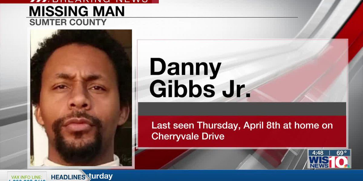 Officials searching for Sumter County man reported missing