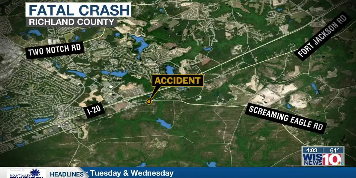 Chase ends in deadly crash closing Screaming Eagle Road