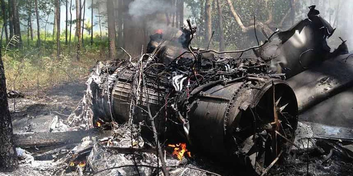 Family sues government over 2015 midair collision deaths