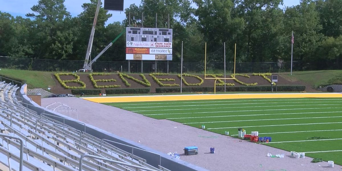 Benedict to share football stadium with Allen University this season