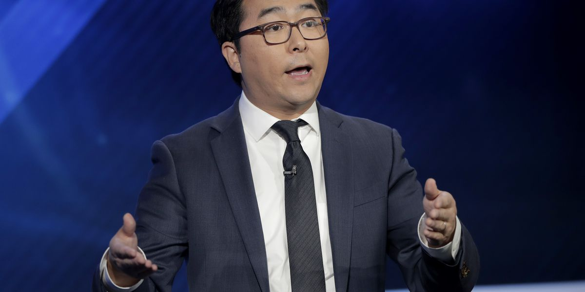 Newcomer Andy Kim beats GOP Rep. MacArthur in New Jersey