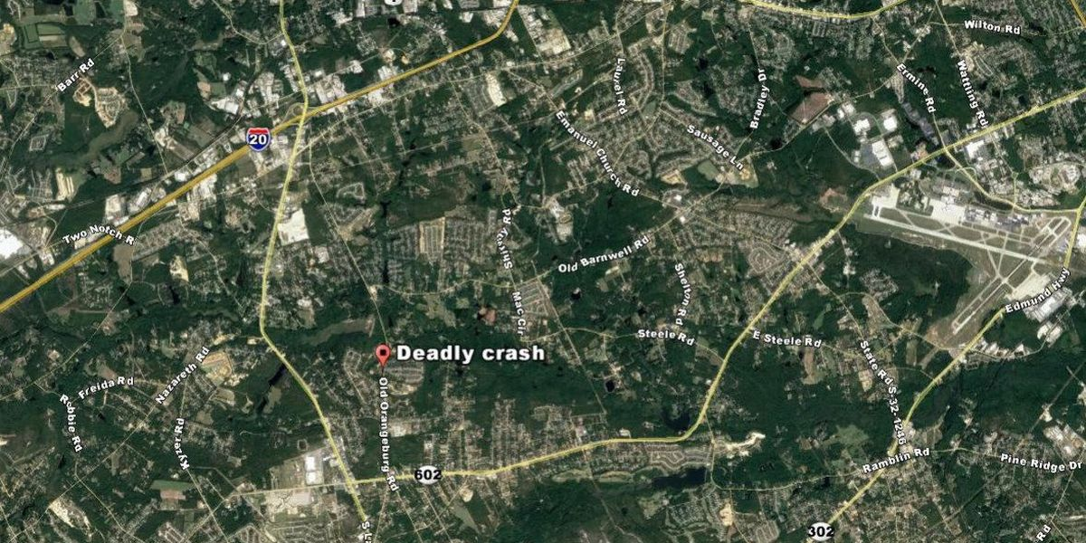 West Columbia man killed in crash on Old Orangeburg Rd.