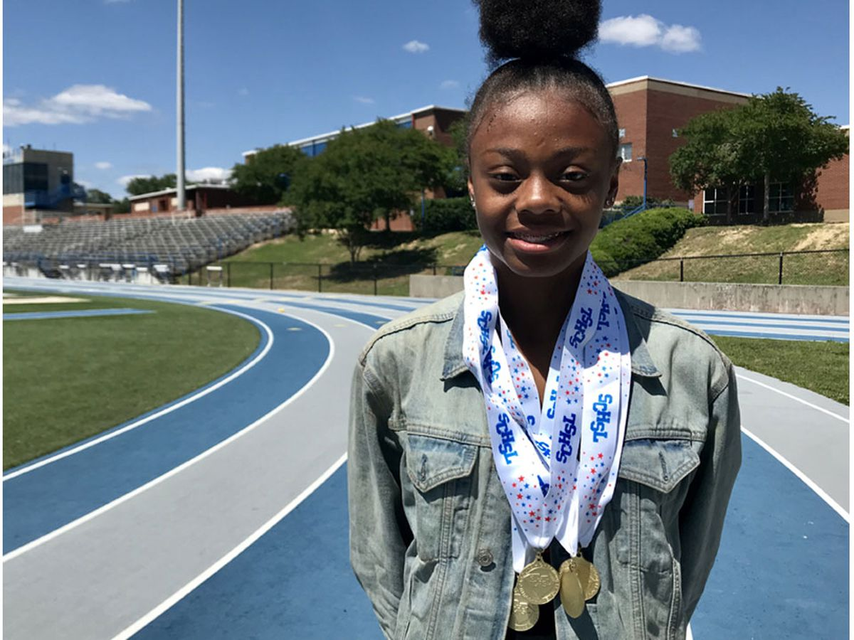 Airport's Jamison named S.C. Gatorade Track & Field Athlete of the Year