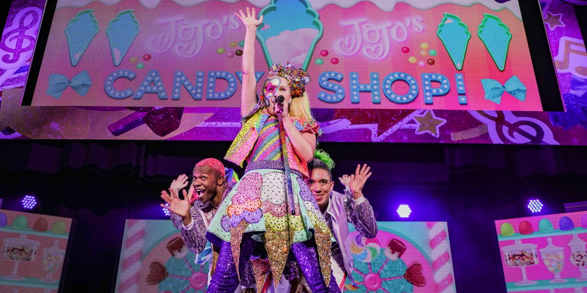 JoJo Siwa's D.R.E.A.M. tour coming to Columbia in 2020