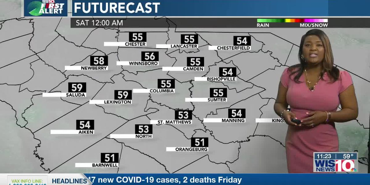 Von Gaskin's April 16th Forecast