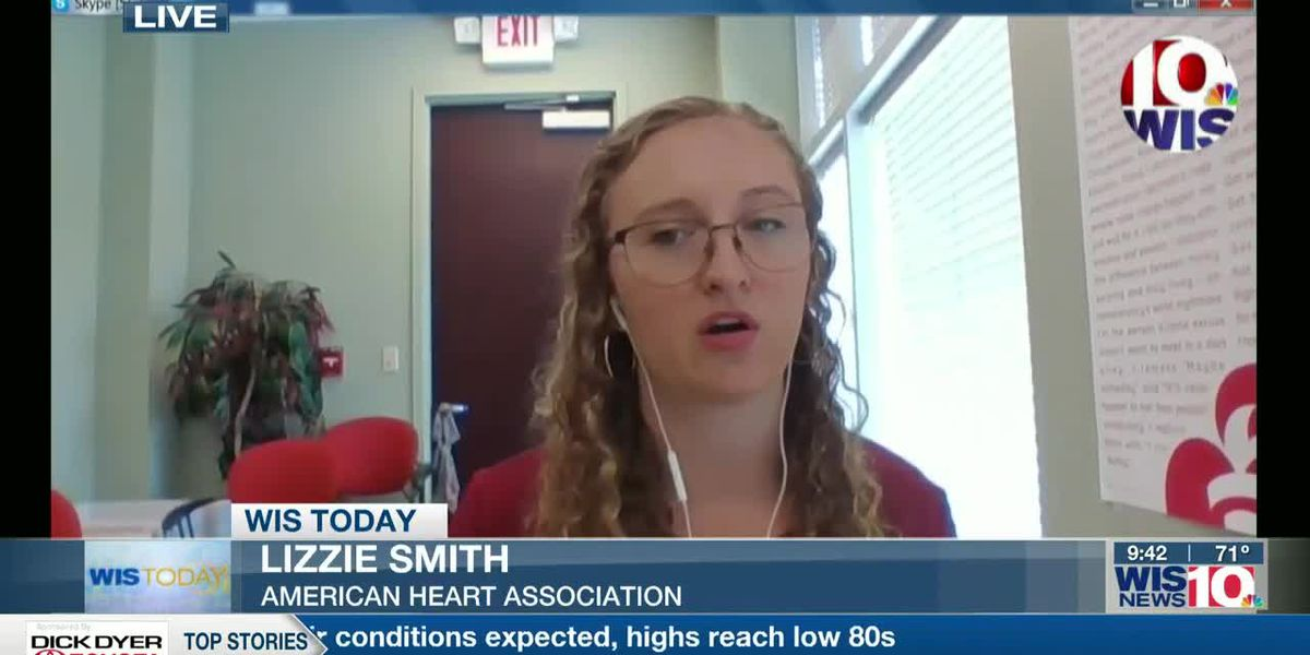 WIS TODAY: Lizzie Smith gives CPR demonstration