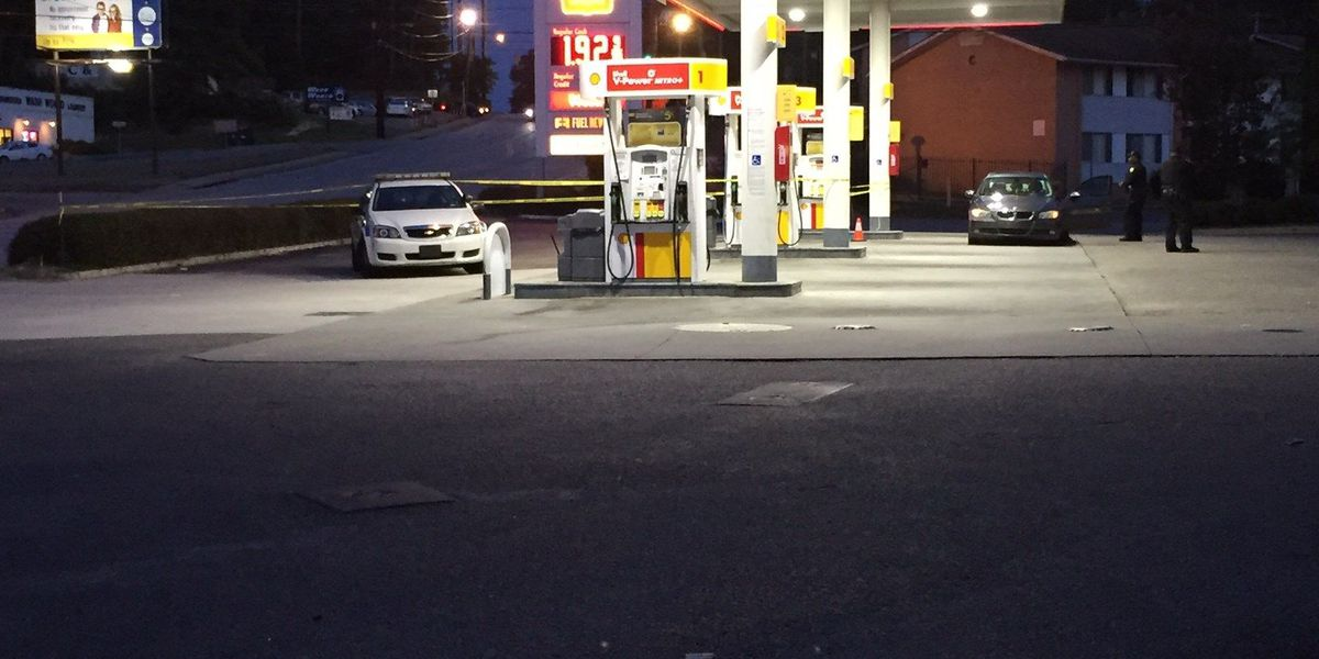 Reports of shots fired at gas station on N. Beltline Blvd.