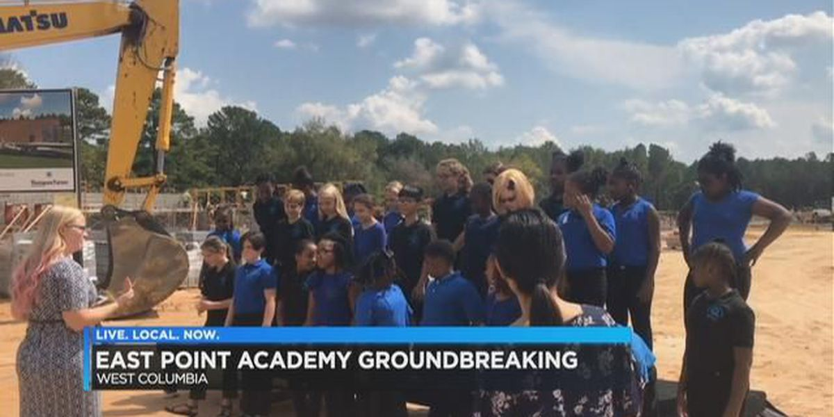 East Point Academy breaks ground on new school