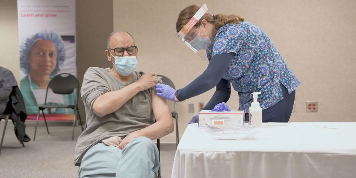 DHEC: 7,000+ frontline medical workers vaccinated, 0 severe allergic reactions