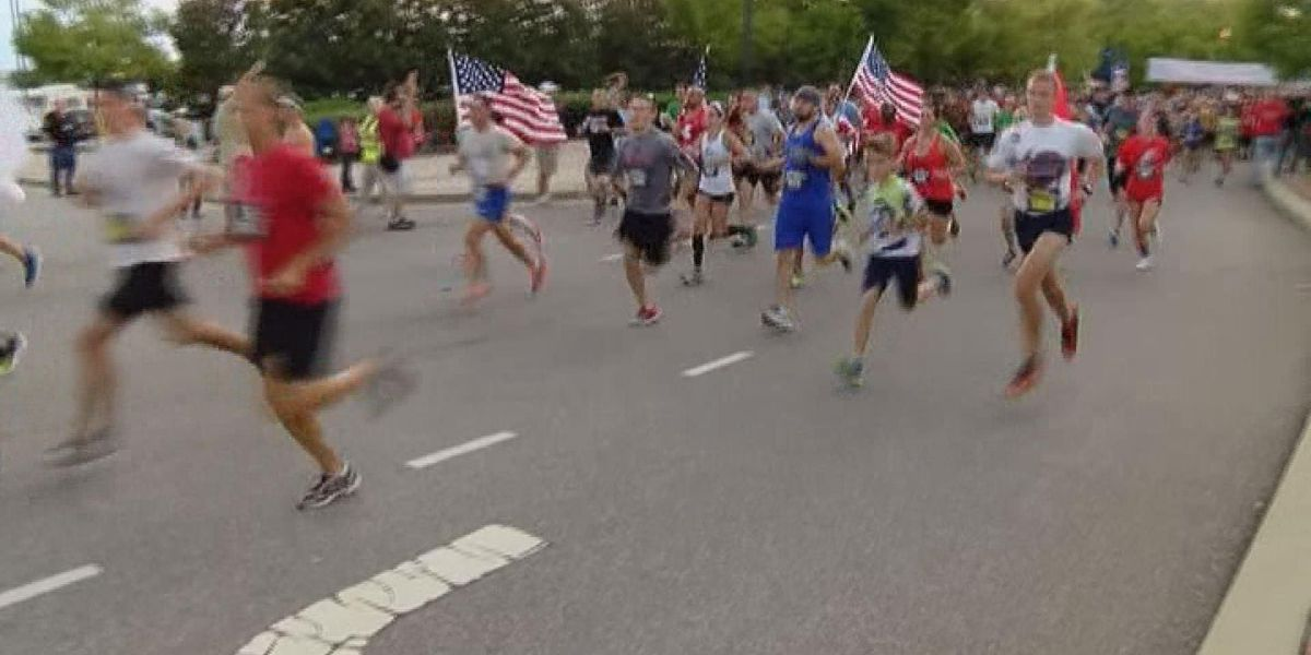 Thousands to run in Tunnel to Towers 5k honoring first responders