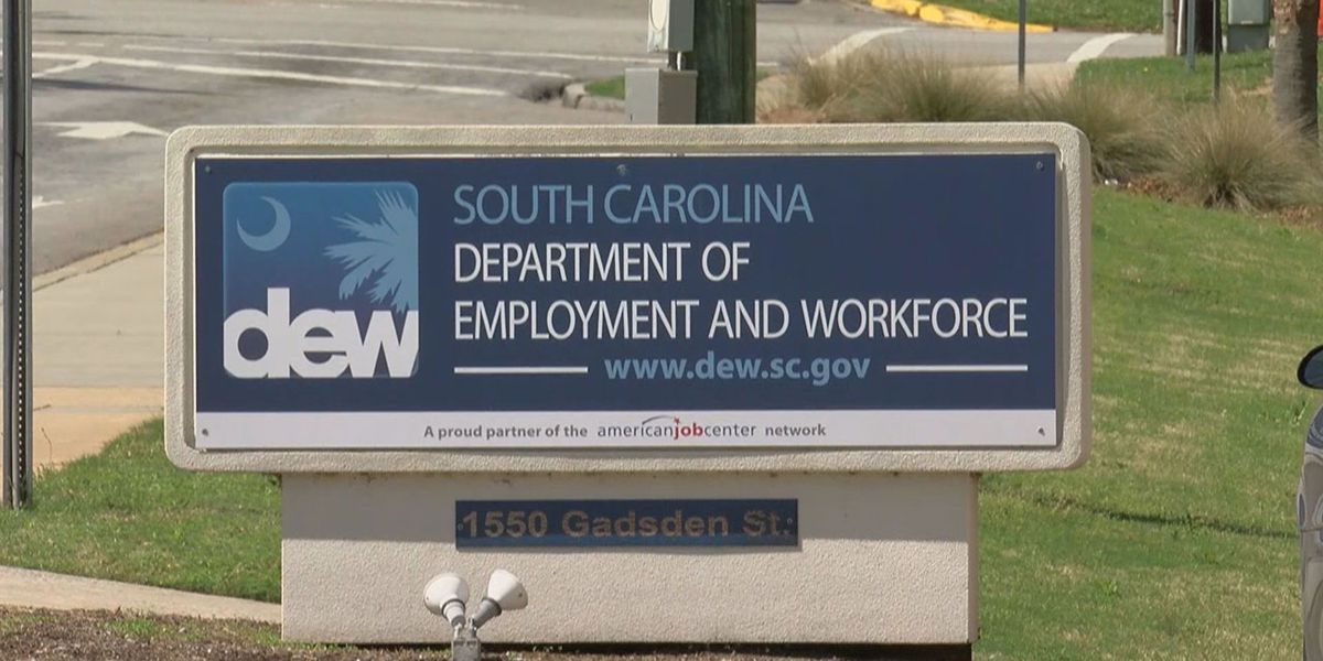 Third unemployment benefits program launches in SC