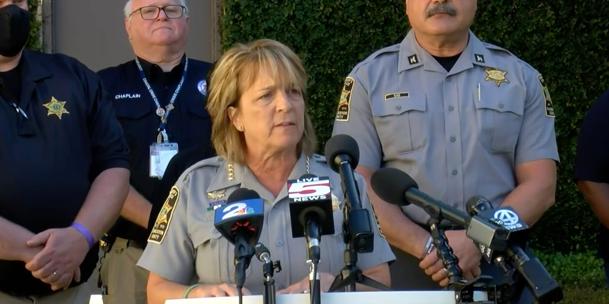 Sheriff says goal is to be 'completely transparent' in death investigation at jail