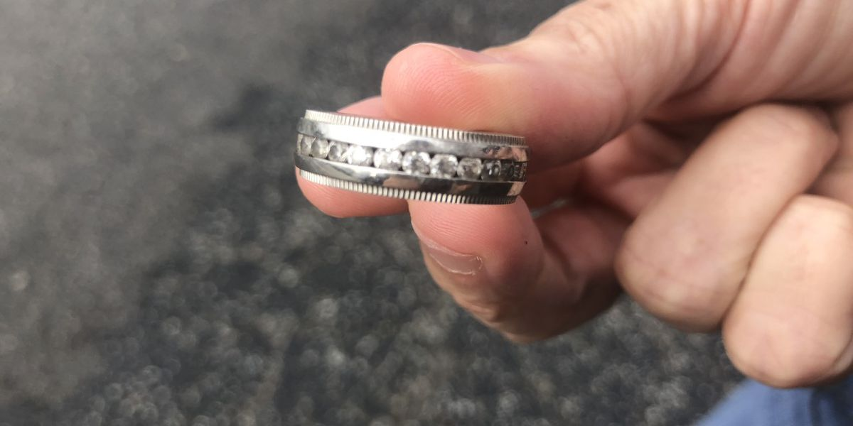 West Columbia woman continues search for owner of missing wedding ring