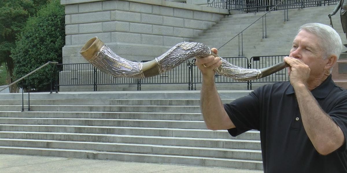 'Awakening Blast of the Shofar' event to be held on State House steps, pushing for country to return to biblical roots