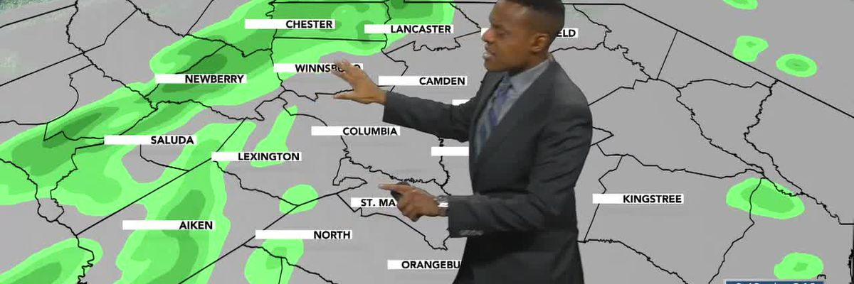 Dominic Brown's April 14th Forecast