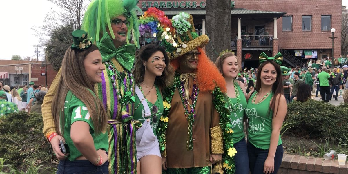 The 37th annual St. Pat's in Five Points celebration draws thousands to celebrate in Columbia